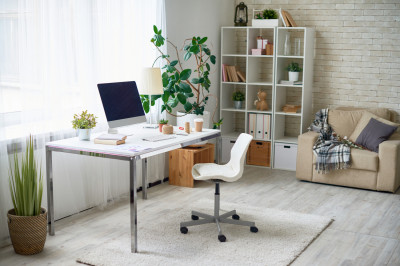 Interior design for your home office