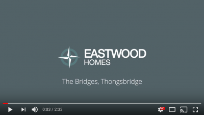 The Bridges, Thongsbridge walkthrough video - Eastwood Homes