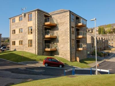 Victoria Court apartment, Holmfirth