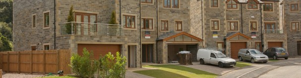 New build detached homes, townhouses and apartments, and conversions in Holmfirth, Huddersfield and throughout West Yorkshire from Eastwood Homes.