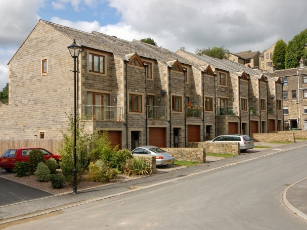 Victoria Court, Holmfirth - townhouses