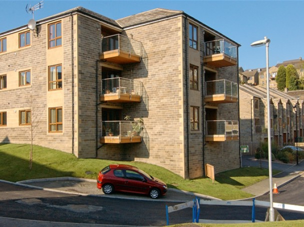 Victoria Court, Holmfirth - apartments