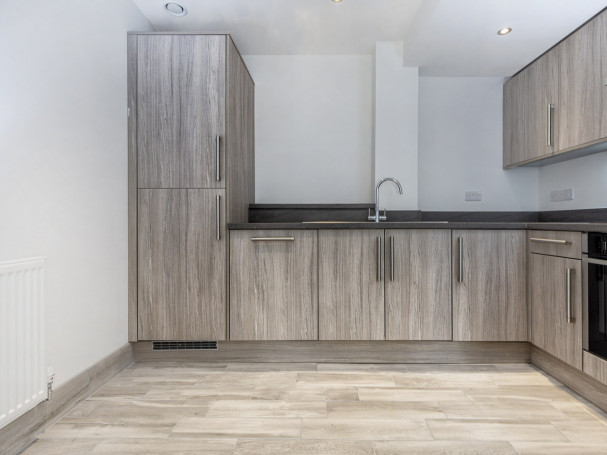 High specification, modern kitchen at 1 Degree West