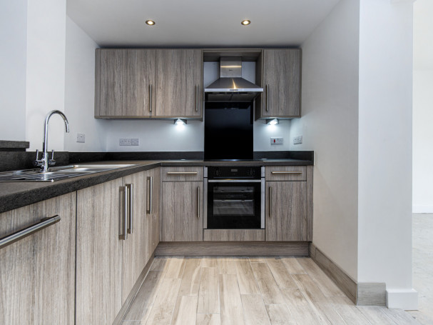 New 2 bedroom apartment to let at 1 Degree West in Honley