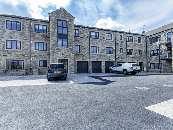 New apartments at Fisher Green in Honley
