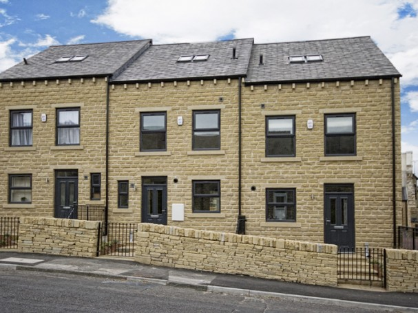 Eastwood Homes traditional Yorkshire stone built new homes.