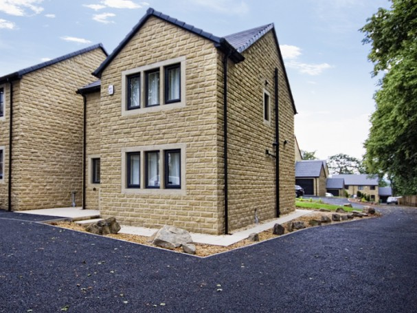New build homes designed and built by Eastwood Homes in Huddersfield.