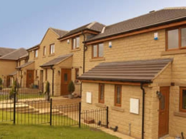 Individually designed properties in Denby Dale.