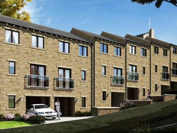Thistle Heights, Fenay Bridge - 3 bed homes.