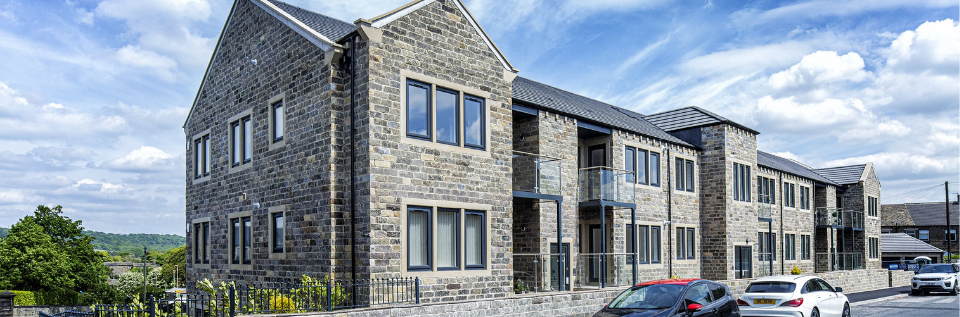 Just 2 homes left at 1 Degree West Exclusive 2 bedroom apartments in Honley. Prices from £219,950.